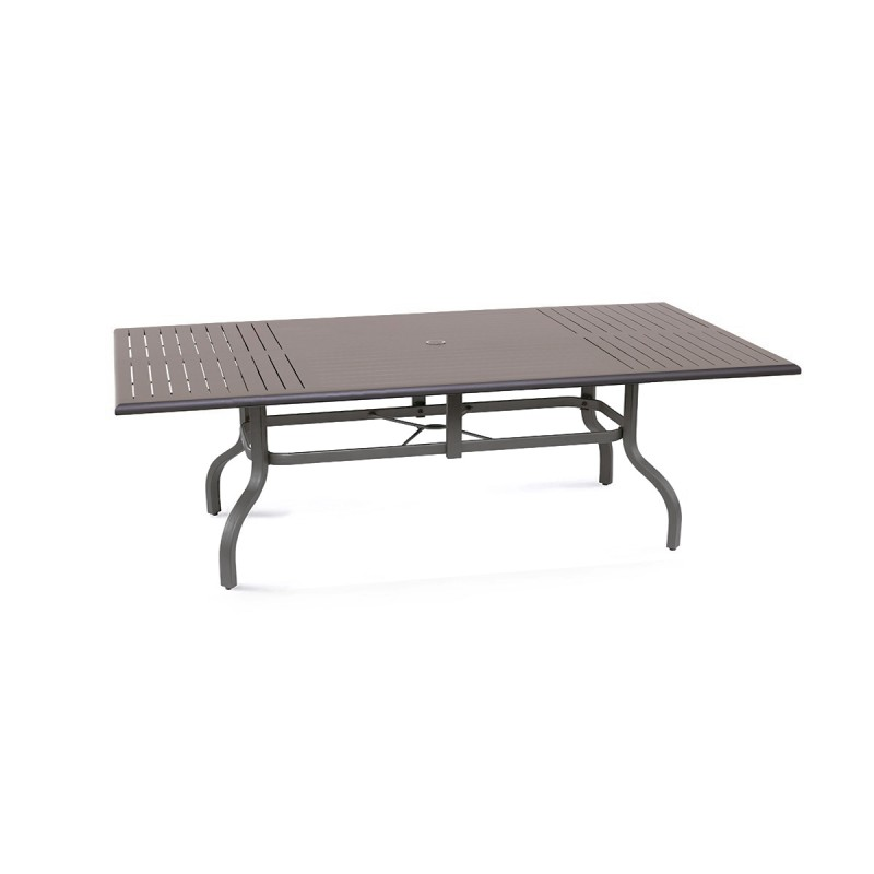 Farnham Rectangular Slat Table