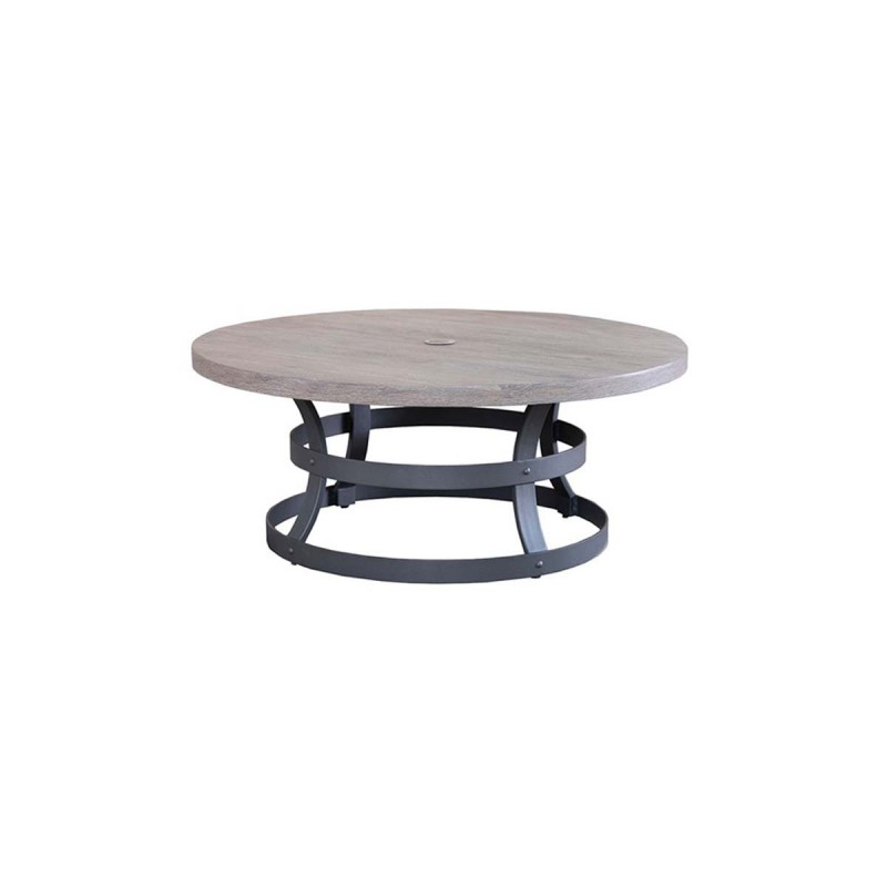ROUND CONVERSATION TABLE
