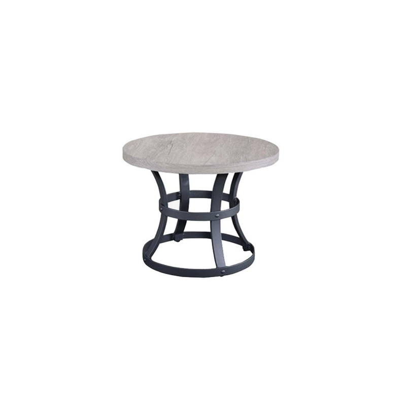 Erie Etch Side Table